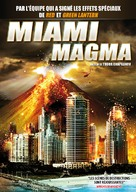 Miami Magma - French DVD cover (xs thumbnail)