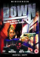 Down - British DVD movie cover (xs thumbnail)