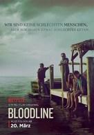 """Bloodline"" - German Movie Poster (xs thumbnail)"