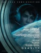 Gravity - For your consideration poster (xs thumbnail)
