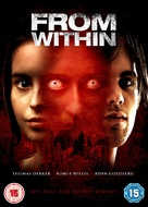 From Within - British DVD cover (xs thumbnail)