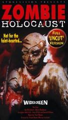 Zombi Holocaust - VHS cover (xs thumbnail)