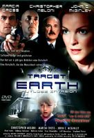 Target Earth - German Movie Cover (xs thumbnail)
