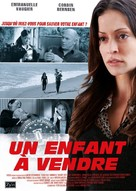 Stolen Child - French DVD cover (xs thumbnail)