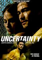 Uncertainty - DVD cover (xs thumbnail)