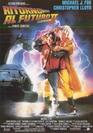 Back to the Future Part II - Italian Movie Poster (xs thumbnail)