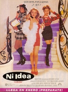 Clueless - Argentinian Movie Poster (xs thumbnail)