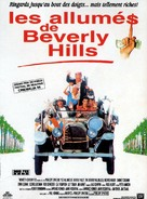 The Beverly Hillbillies - French Movie Poster (xs thumbnail)