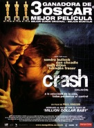 Crash - Spanish Movie Poster (xs thumbnail)