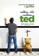Ted - Italian Movie Poster (xs thumbnail)