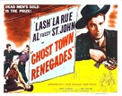 Ghost Town Renegades - Movie Poster (xs thumbnail)