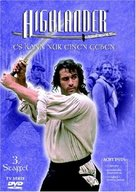 """Highlander"" - German Movie Cover (xs thumbnail)"