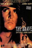 The Brave - Spanish Movie Poster (xs thumbnail)