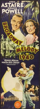 Broadway Melody of 1940 - Movie Poster (xs thumbnail)