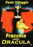 Fracchia contro Dracula - Italian Movie Poster (xs thumbnail)