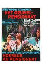 La residencia - Belgian Movie Poster (xs thumbnail)