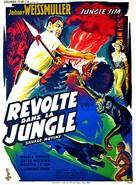 Savage Mutiny - French Movie Poster (xs thumbnail)
