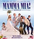 Mamma Mia! - Hungarian Movie Cover (xs thumbnail)