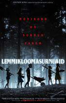Pet Sematary - Estonian Movie Poster (xs thumbnail)