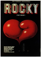 Rocky - Polish Movie Poster (xs thumbnail)