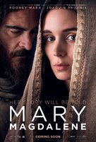 Mary Magdalene - British Movie Poster (xs thumbnail)