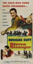 Sierra Stranger - Movie Poster (xs thumbnail)