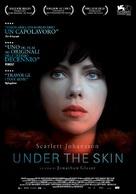 Under the Skin - Italian Movie Poster (xs thumbnail)