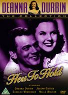 Hers to Hold - British DVD cover (xs thumbnail)