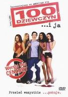 100 Girls - Polish DVD movie cover (xs thumbnail)