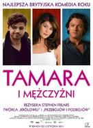 Tamara Drewe - Polish Movie Poster (xs thumbnail)