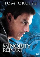 Minority Report - DVD movie cover (xs thumbnail)