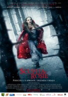 Red Riding Hood - Romanian Movie Poster (xs thumbnail)