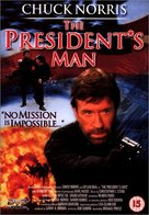The President's Man - British Movie Cover (xs thumbnail)