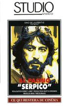 Serpico - French VHS movie cover (xs thumbnail)