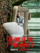 """""""The End of the F***ing World"""" - Movie Poster (xs thumbnail)"""