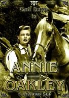 """Annie Oakley"" - British DVD cover (xs thumbnail)"