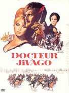 Doctor Zhivago - Canadian DVD movie cover (xs thumbnail)