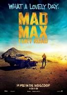 Mad Max: Fury Road - Dutch Movie Poster (xs thumbnail)