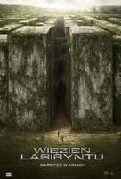 The Maze Runner - Polish Movie Poster (xs thumbnail)