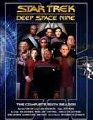 """Star Trek: Deep Space Nine"" - DVD cover (xs thumbnail)"