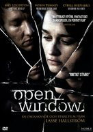 Open Window - Swedish Movie Cover (xs thumbnail)