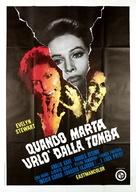 Mansión de la niebla, La - Italian Movie Poster (xs thumbnail)