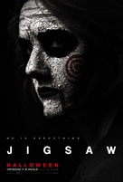Jigsaw - Character movie poster (xs thumbnail)