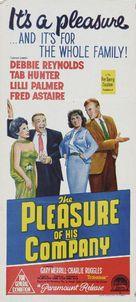 The Pleasure of His Company - Australian Movie Poster (xs thumbnail)