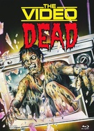 The Video Dead - German Blu-Ray movie cover (xs thumbnail)