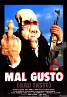 Bad Taste - Spanish Movie Poster (xs thumbnail)