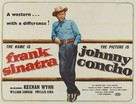 Johnny Concho - British Movie Poster (xs thumbnail)