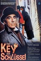 La chiave - German Movie Poster (xs thumbnail)