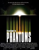 Phantoms - Movie Poster (xs thumbnail)