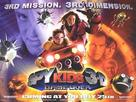 Spy Kids 3 - British Movie Poster (xs thumbnail)